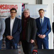 EVR Eishockey GmbH auf breite und solide Basis gestellt