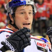 Kapitän der slowenischen Nationalmannschaft wird Pinguin