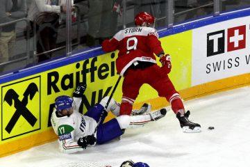 Dänemarks Frederik Storm setzt sich gegen Italiens Alexander Egger durch - © by EH-Mag. (DR)