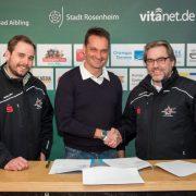 Schanner verlängert mit den Starbulls Rosenheim – Deutschlands größter Eishockeyvertrieb unterstützt den Traditionsverein weiterhin