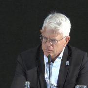 Das sagt DEB Präsident Franz Reindl zur Auf- und Abstiegsfrage zwischen DEL und DEL2