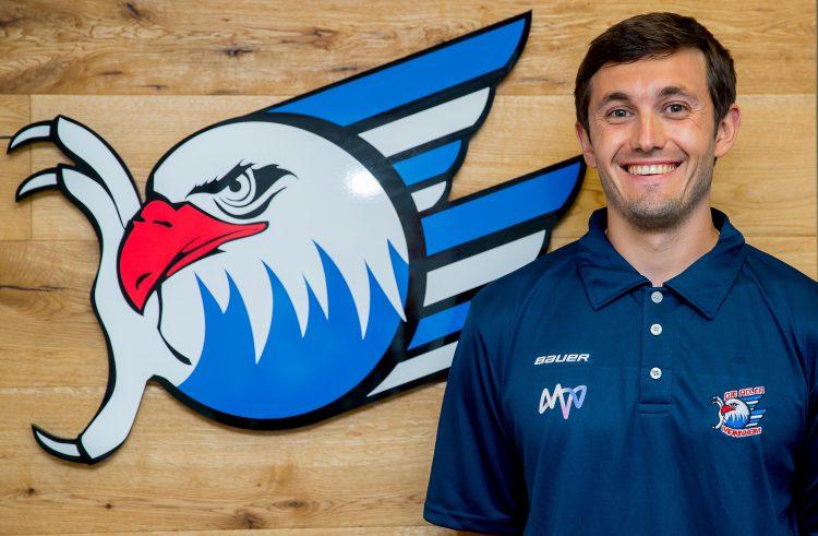 Michael Elmer wird neuer Torwarttrainer der Adler Mannheim