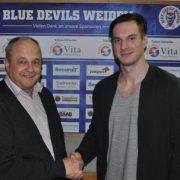 Blue Devils Weiden verpflichten Adam Schusser