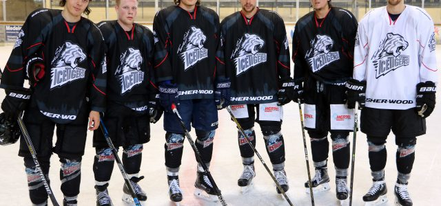 Bayreuth Tigers treffen im Trainingslager auf die Thomas Sabo Ice Tigers