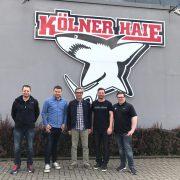 Schanner engagiert sich bei der Eishockey-Nachwuchsförderung und verlängert mit dem Kölner Nachwuchs