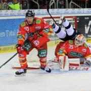 DEG startet mit Niederlage in den EHCO-Cup: 1:2 gegen die Straubing Tigers