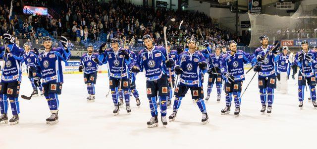 Huskies schlagen KHL-Team aus Bratislava
