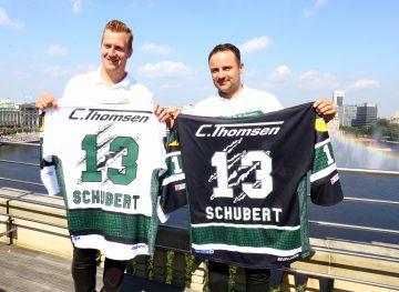 Christoph Schubert und Stefan Tillert