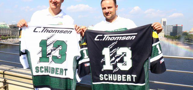 Aufbruchstimmung in Hamburg! Eishockey GmbH gegründet und Hapag-Lloyd als Sponsor gewonnen