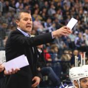 """Vienna-Headcoach Serge Aubin: """"Wir werden ein konstantes Team sein!"""""""