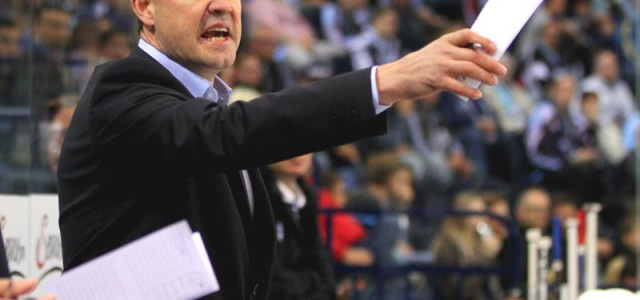 Serge Aubin ist neuer Caps-Headcoach