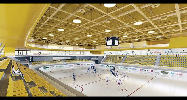 Bruneck plant neues Stadion
