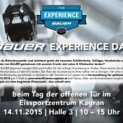 """Die BAUER Experience Tour gastiert beim """"Tag der offenen Tür"""" der UPC Vienna Capitals"""