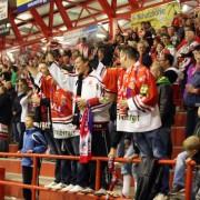 Vorfälle nach dem Spiel Crimmitschau gegen die Ravensburg Towerstars