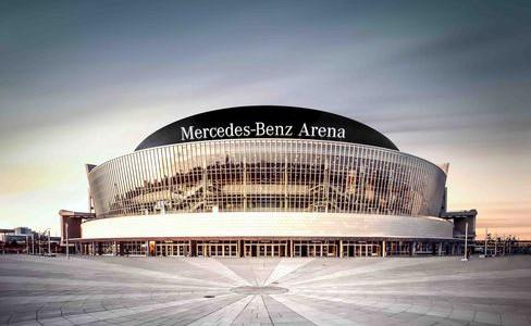 Mercedes-Benz Arena Berlin führt Taschenverbot ein