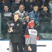 Ice Tigers sind wieder auf Kurs- Heatley sorgt für den Zusatzpunkt
