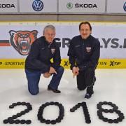 Bis 2018: Pavel Gross bleibt Cheftrainer der Grizzlys