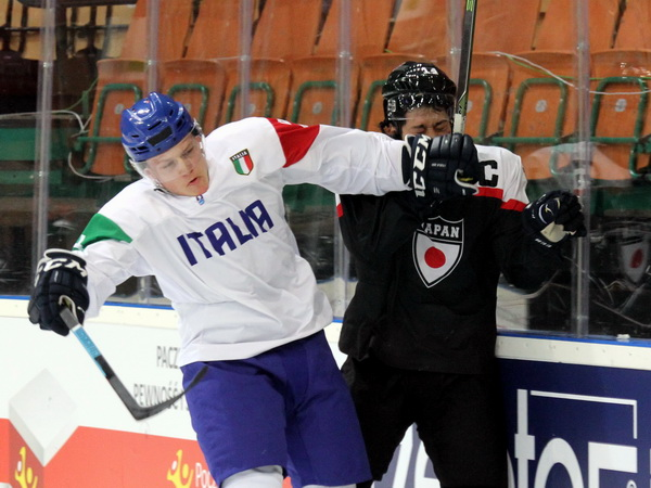 Italien setzt sich gegen Japan durch - © by EH-Mag. (DR)