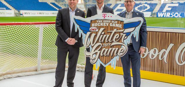 Showact für das 3. DEL Winter Game 2017 steht fest