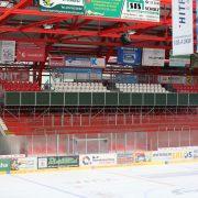 Sahnpark: Neue Sitzplatztribüne ist freigegeben