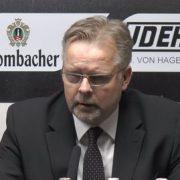 Roosters gegen Wolfsburg in allen Belangen deutlich unterlegen