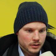"""Steffen Tölzer (Augsburger Panther): """"Ich liebe diese Stadt, ich liebe diese Fans!"""""""