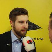 DEL-Interview: Pinguin Christian Kretschmann enttäuscht, Panther Thomas Holzmann euphorisch
