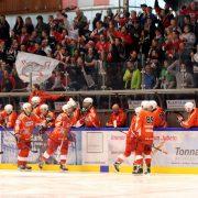 Ice Aliens haben Vorbereitungsspiele vereinbart, erste Spielverlegung im neuen Spielplan