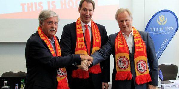 Mitteilung der Gesellschafter der  DEG Eishockey GmbH  zur sportlichen Professionalisierung