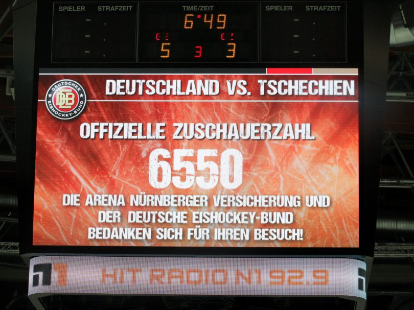 GER-CZE 7:4 - © by Eh.-Mag. (DR)