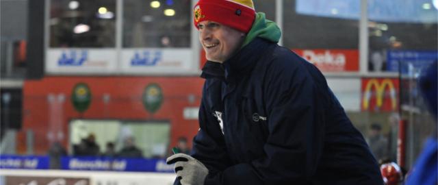 DEB Trainer Stefan Mayer