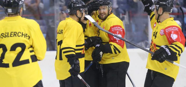 Alps Hockey League: Vienna Capitals Silver ziehen Nennung zurück
