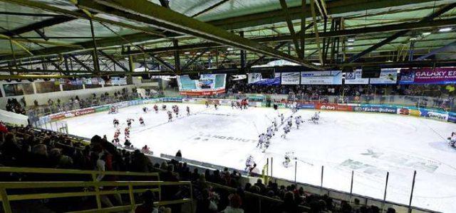 Sanierung des Landshuter Eisstadions startet