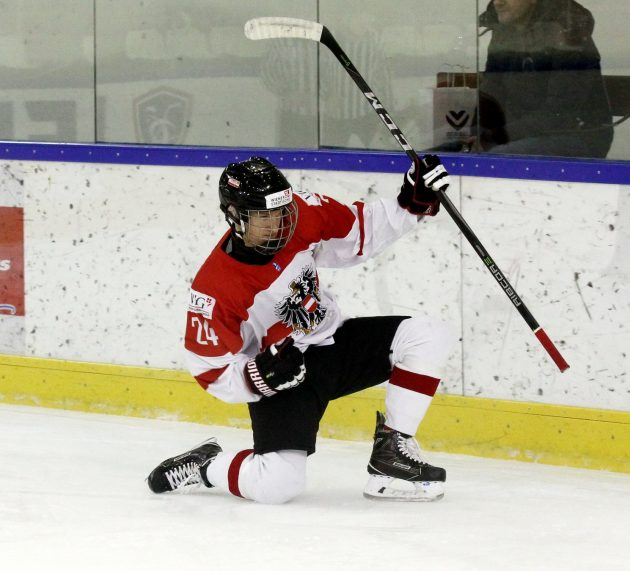 NHL-Draft: Historisches Ergebnis für das österreichische Eishockey