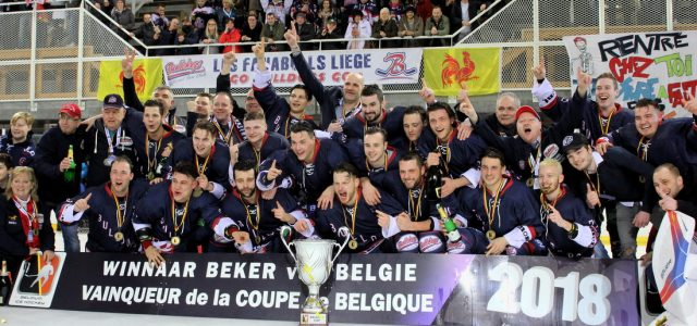 Beker van België: Who let the dogs out!