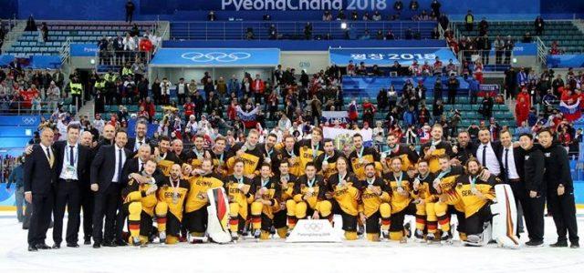 Russland siegt in der Overtime – Silber ist für das deutsche Eishockey ein gefühlter Olympiasieg