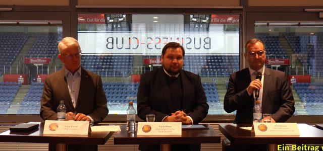 Deutschland Cup bleibt zwei weitere Jahre in Krefeld