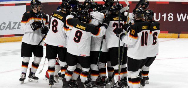 DEB richtet IIHF U18-Weltmeisterschaft 2022 aus