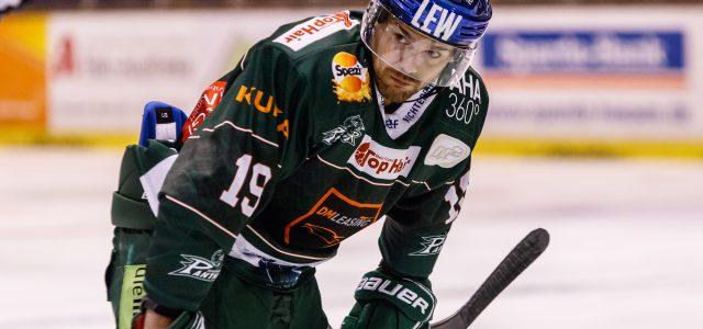 Topscorer Drew Leblanc bleibt in Augsburg
