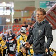 Petri Kujala weiter an der Bande der Bayreuth Tigers
