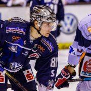 Bödefeld und Krüger schießen Huskies in den Playoffs