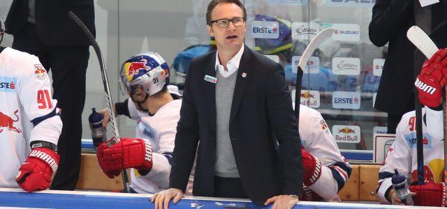"""Salzburg: """"Champions Hockey League war ein riesiger Erfolg für uns"""""""