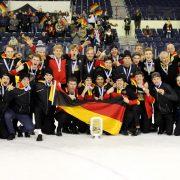 Showdown bei der U20 WM Div.I Gr.A: Deutschland steigt souverän auf!