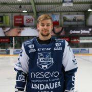 Fredrik Widén ist zurück in Lindau – Erster Kontingentspieler steht fest