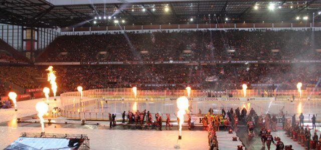 "DEL Winter Game meets ""Kölle singt""!"