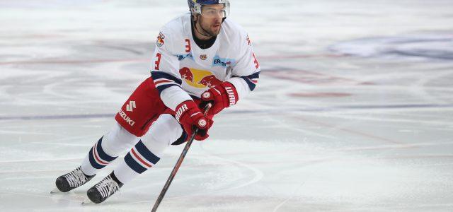 Red Bulls freuen sich auf Eishockeyfest gegen Bratislava