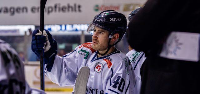 Eislöwen verlieren gegen Ravensburg