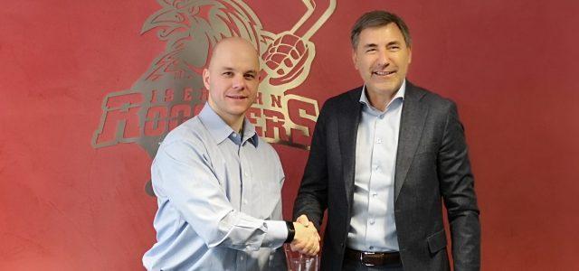 Iserlohn Roosters haben erste Personalentscheidungen getroffen – Christian Hommel als neuer sportlicher Leiter vorgestellt