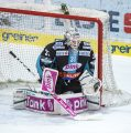 """Linzer Goalie David Kickert: """"Mir hat das Eishockeyspielen am Anfang überhaupt nicht getaugt"""""""