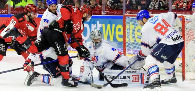 Adler Mannheim sind auch in Köln erfolgreich und erhöhen die Serie auf 2:0